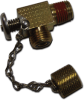 Wear Check® Oil Sampling Valve -- HC-WC-4