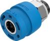 Quick coupling socket -- NPHS-D6-P-G38 - Image