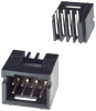 Rectangular Connectors - Headers, Male Pins -- A106412-ND