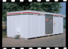 Outdoor Storage Building,Steel,9Hx8Wx20D -- 9FAR4