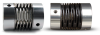 Zero Backlash Lattice Couplings (inch) -- S50CLM-075X02X02 -Image