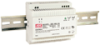 Single Output Industrial DIN Rail Power Supply -- DR-100 Series 100 Watt - Image