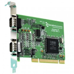 Serial communications computer board from Brianboxes Ltd.