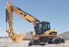 M316D Wheel Excavator -- M316D Wheel Excavator