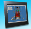 Express Plus Series Industrial LCD Display -- EXP1510-PL - Image