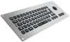 STORM INTERFACE - 2212-352223 - KEYBOARD WITH TRACKBALL METAL KEYS USB CABLE -- 572440