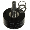 Rotary Potentiometers, Rheostats -- 132B00102-ND - Image
