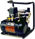 240V/50 Hz; .50 HP air compressor via Terra Universal, Inc.