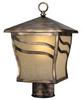 921-1269: MONACO OUTDOOR POST LIGHT FIXTURE -- 8-02062-11269-7