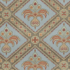 Classic Frame Jacquard Fabric -- R-Danvers -- View Larger Image
