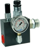 Integral Load-Cell, Safety Relief Valve (For Inline Flow Meters) - Image