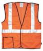 Class 2 Breakaway Safety Vest -- WPL131 - Image