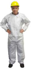 Coverall,White,XL,PK25 -- 3HKF9