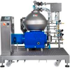 Self-cleaning High-speed Separator -- CLARA