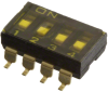 DIP Switches -- Z5190DKR-ND -Image