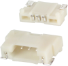 Rectangular Connectors - Headers, Male Pins -- H1512-ND -Image