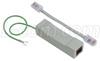 Tripp-Lite Premium RJ45 Network Surge Suppressor -- TL-DNET1