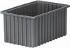 Grid Box, Akro-Grid Box 16-1/2 x 10-7/8 x 8 -- 33168GREY - Image