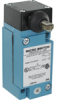 MICRO SWITCH HDLS Series Heavy-Duty Limit Switch, Non-Plug-in, Side Roller Plunger, 2NC 2NO DPDT Snap Action, 0.5 in - 14NPT conduit -- LSF7L3 -Image