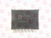 ANALOG DEVICES AD704JRZ-16 ( OP AMP, 800KHZ, 0.15V/US, SOIC-16; NO. OF AMPLIFIERS:4 AMPLIFIER; BANDWIDTH:800KHZ; SLEW RATE:0.15V/ S; SUPPLY VOLTAGE RANGE: 2V TO 18V; AMPLIFIER CASE STYLE:SOIC; NO. ... - Image