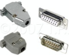 15 Pin D-Sub Connector Male Body -- DP15B