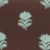Batik Flower Fabric -- R-Santana - Image