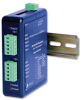 Circuit Module, Triple Isolated RS-485/422 DIN Rail Repeater -- BB-485OPDRI -- View Larger Image