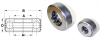 Banded Thrust Bearings (inch) -- S9912Y-TB093184