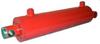 """Welded Hydraulic Cylinder - 3.5"""" X 10"""" -- DBH-300-310"""