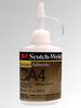 3M Scotch-Weld CA4 Instant Adhesive Clear 1oz -- CA4 1 OZ BOTTLE