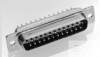Box Mount D-Sub Connectors -- 205168-1 -Image