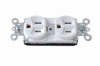 Pass & Seymour® -- PlugTail™ Spec Grade Receptacle - PT5362W