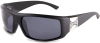 TapouT Armbar Sunglasses with Black Matte Frame and Gray -- TAP-92063