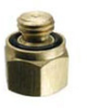Micro Drilled Orifice/Choke/Restrictor -- CC-1010-xxxx