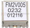 VCO (Voltage Controlled Oscillator) 0.175 inch SMT (Surface Mount), Frequency of 1 GHz to 2 GHz, Phase Noise -90 dBc/Hz -- FMVC005 - Image