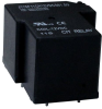 Power Relays, Over 2 Amps -- 2449-J115F11CH12VDCS61.5U-ND -Image