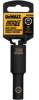 DEWALT 1 In. Deep 1/2 In. Drive Impact Ready 6 Pt. Socket -- Model# DW22942 - Image