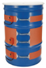 Silicone Rubber Metal Drum Heaters DHR-Series