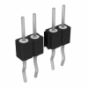 Rectangular Connectors - Headers, Male Pins -- 350-80-109-01-666101-ND