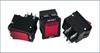 Twinned Poles Rocker Switch Circuit Breakers -- Appliance