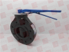 ADVANCED VALVE 10150164707Q5 ( VALVE BUTTERFLY 6INCH ANSI 150 ) -Image