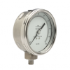 0-30 Inch Hg Vacuum Analog Test Gauge (±0.25% full scale accuracy) -- GAUG-30HG