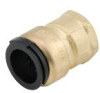 Quick-Connect Female Connectors- Lead Free Brass -- LF4710 -- View Larger Image