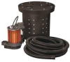 Crawl Space System,1/2 HP,115V -- 10V133