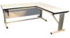 Ergo Workbench,Beige,72Lx30Wx30H In. -- ELL7272PL-H11