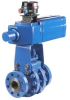 Neles® Trunnion Ball Valve -- D Series