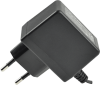 Wall Plug-In European Blade AC-DC Power Supply -- SWI6-12-E - Image