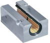 DryLin® R OTA Pillow Block, Tandem Design, Open, mm -- OTA