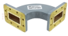 WR-137 Waveguide H-Bend Commercial Grade Using CPR-137G Flange With a 5.85 GHz to 8.2 GHz Frequency Range -- SMF137HBA - Image