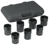 OTC 4542 7 Piece Wheel Bearing Locknut Socket Set -- OTC4542